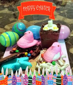 3 easy Easter desserts for you to do with your children