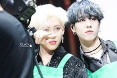 Bambam and Yugyeom || GOT7