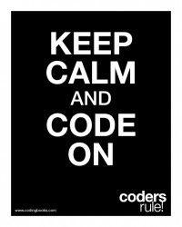 A coding illustration