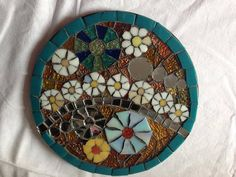 nihale-sibelemozaik Decorative Plates, Tableware, Home Decor, Dinnerware, Decoration Home, Room Decor, Tablewares, Dishes, Home Interior Design
