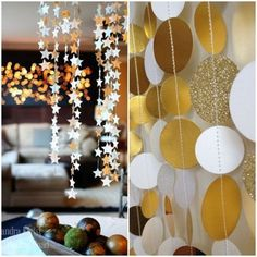 Ideas para decorar con glamour una fiesta en casa   Decomanitas Ideas Para Fiestas, Inevitable, Arts And Crafts, Lily, Birthday Parties, Glamour, Cumpleaños Diy, Cata, Home Decor