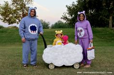 DIY Family Halloween Costumes by petalwishes