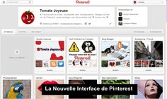 #Pinterest a annoncé son nouveau design. Voici dans cet article les quelques nouveautés #newlook #design.►  A lire sur le blog de TomateJoyeuse http://tomatejoyeuse.blogspot.com/2013/03/pinterest-les-changements-du-new-look.html
