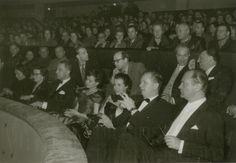 Nachlass Curd Jürgens | DES TEUFELS GENERAL (1955) Dokumentation der Uraufführung. 23.2.1955, Hannover (Weltspiele), 19
