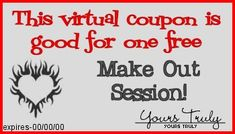 Flirty Coupons Comment Pictures, Images, Graphics, Comments and Photo Quotes Sex Quotes, Funny Quotes, Make Out Session, Nasty Quotes, Pick Up Lines Cheesy, Flirty Quotes, Print Coupons, For Facebook, Photo Quotes