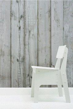 Scrapwood Wallpaper PHE-07 by Piet Hein Eek - 9m Roll