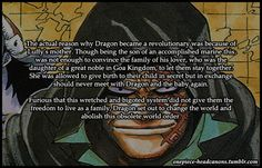 One Piece, Dragon your such a great dad!