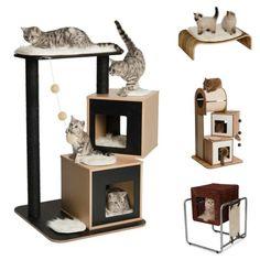 Vesper high design katten (krab) meubelen nu -30% SALE