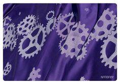 gears violet hemp - Сообщество любителей слинг-шарфов - Оcенние релизы NATI