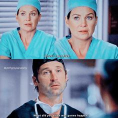 """1,490 Likes, 19 Comments - ga obsessed (@uhhhgreysanatomy) on Instagram: """"≫8.1 ≫ The only time I ever didn't like derek was when he wanted mer to get fired for altering the…"""""""
