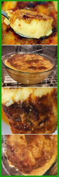 Omg! Después de probar este Postre Casero vas a querer comer para siempre. #postres #flan #budin #flanes #dessert #tips #pain #bread #breadrecipes #パン #хлеб #brot #pane #crema #relleno #losmejores #cremas #rellenos #cakes #pan #panfrances #panettone #panes #pantone #pan #recetas #recipe #casero #torta #tartas #pastel #nestlecocina #bizcocho #bizcochuelo #tasty #cocina #chocolate Si te gusta dinos HOLA y dale a Me Gusta MIREN Delicious Deserts, Yummy Food, Sweet Desserts, Sweet Recipes, Spanish Desserts, Chilean Recipes, Desert Recipes, Mexican Food Recipes, Food And Drink