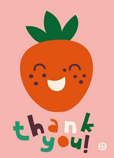 thank you - card inspiration for daycare ladies´ cards!