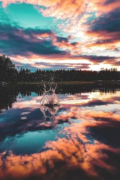 The most beautiful part of nature is the sunset & the sunrise. Check out these 50 most beautiful sunset and sunrise photography. The below pictures are for those who are very attached to the nature.