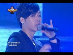 M.I.B - Men In Black, 엠아이비 - 들이대, Show Champion 20130807