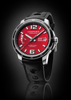 Chopard's Latest Is Inspired by The Historic Mille Miglia | Petrolicious
