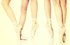3 Types of Ballet Feet and How To Use Them