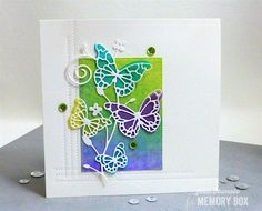 Image result for Memory Box dies card making ideas