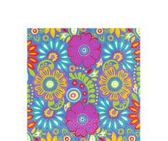 Island Getaway Lunch Napkins 16ct - Party City