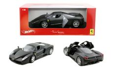 Ferrari Enzo in Matt Black in 1:18 Scale By Mattel by Mattel. $89.93. Quality Diecast Model Car in 1:18 Scale. A great gift to display in the home or office. Manufactured by Mattel. Beautifully crafted and exquisitely detailed diecast model.