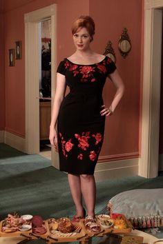 Joan Holloway (Christina Hendricks), Mad Men