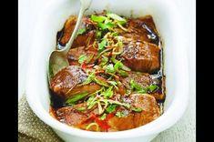 Grilovaný losos po thajsku