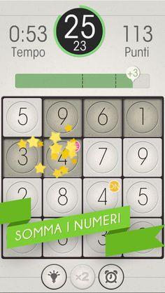 In fissa con un nuovo giochino, si chiama FUNB3RS. Praticamente è un #socialgame, un gioco su 3 manche nelle quali si dovranno fare il maggior numero di somme all'interno della griglia seguendo i numeri obiettivo, risultati delle somme. Potrai sfidare i tuoi amici, ma anche tenerti allenato. Dai scaricatelo e facciamo partire la sfida! wink emoticon link per il download #funb3rs: Apple Store-> http://bit.ly/1no97oq ; Google Play-> http://bit.ly/14PooL3 ; Amazon-> http://amzn.to/1AI9mS