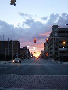 Toledo, OHIO... ugly town