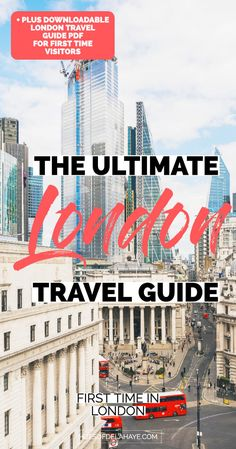 Top things to do in london England - This London travel guide things to do is filled all the bucket list of London to do Europe Travel Guide, Travel Guides, Travel Destinations, Thing 1, Things To Do In London, London Travel, Travel Advice, Unusual Things, Free Things