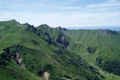 Puy de Sancy, 6184ft, Auvergne, France