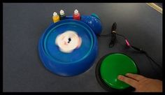 """Link near end of article for """"50 Fun Ideas for Simple Switch or Low-Tech Activities"""" [for special education] from Molly Shannon, OT/L and can download Word document."""