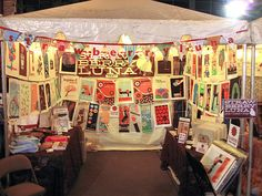 booth by night --- very nice! and one of my favourite artists, too.