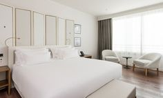 NH Hotel Group offers the guests that expect 'something more' from their journey everything they need to make their stay a memorable experience. https://www.horecatrends.com/en/nh-hotel-group-presents-vip-level-in-nh-collection-eurobuilding/