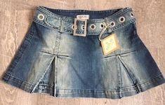 Replay Jeans Mini Skirt Denim Small  NEW AUTHENTIC Replay Jeans, Jean Mini Skirts, Blue Denim, Denim Skirt, Cotton, Ebay, Fashion, Moda, Fashion Styles