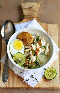 Soto banjar, our town signature dish