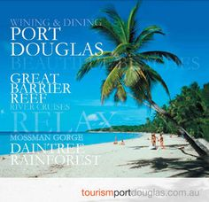 Port Douglas Must Do Itinerary Brochure - MUST DO!!! Ice creamery and water holes!!??! Rainforest?? SCUBA??? sheep??? yessss