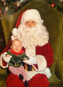 Dear Santa from the Terrific Toddler