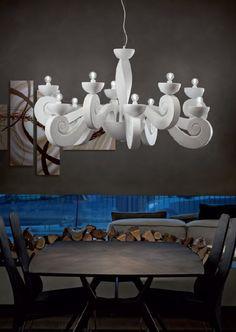 Oltre 1000 idee su Lampadario Moderno su Pinterest Lampadari ...