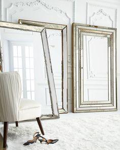 Hooker Furniture Glam Floor Mirror