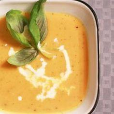 Easy Parsnip Soup recipe – All recipes Australia NZ Parsnip Soup, Butternut Squash Soup, Soup Recipes, Salad Recipes, Cooking Recipes, Vegetarian Cooking, Easy Recipes, Canadian Living Recipes, Tapas
