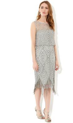 """Pin for Later: Die schönsten Flapper-Kleider für jede Figur  Monsoon """"Vertigo"""" Kleid im Stil der 20er Jahre (ursprünglich 199 €, jetzt 60 €)"""