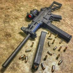 Nice Gun ❤ Airsoft Guns, Weapons Guns, Guns And Ammo, Revolver Rifle, Tactical Accessories, Ar Pistol, Battle Rifle, Submachine Gun, Custom Guns