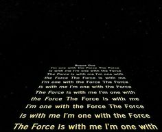 Here's your opening crawl to Rogue One
