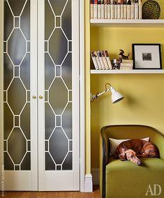 Дверцы встроенного шкафа