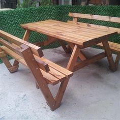 Piknik Masası 420 Resmi