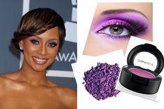 Purple Angel Makeup??