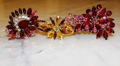 Vintage Holiday Cuffs and Brooches 2013 IN SEARCH OF