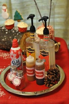 Hostess with the Mostess® - Winter Woodland Christmas Party & Cookie Exchange
