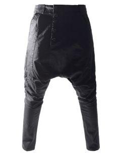 Button-up Harem Pants FTW