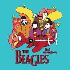 Risultati immagini per beagles t shirt