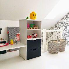 mommo design: HACK AND PLAY Stuva kitchen island